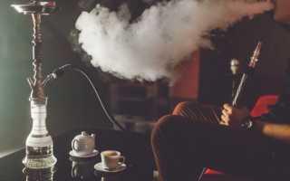 Кальян курится в затяг или нет