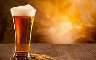 Сколько держится пиво в крови таблица