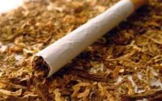 Какие сигареты с настоящим табаком в России