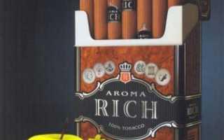 Сигареты со вкусом вина
