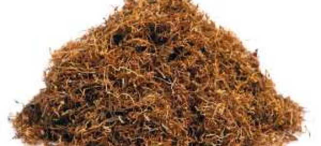Вкусный табак для самокруток