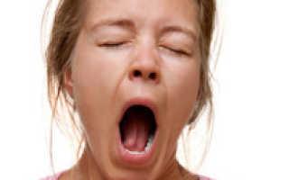 После отказа от курения сонливость