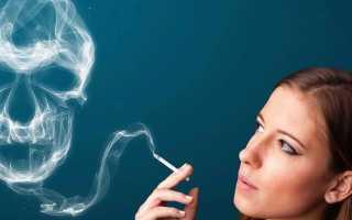 Побочные эффекты после того как бросил курить