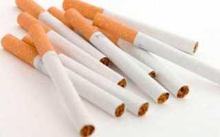 Сигареты и сигариллы отличия