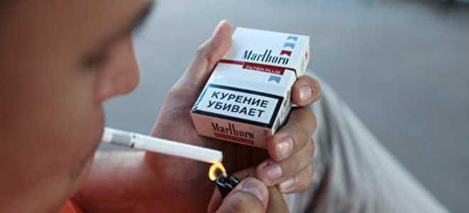 Факты о сигаретах и курении