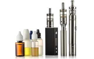 Электронная сигарета вредна или
