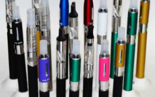 Электронные сигареты виды и различия