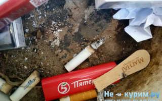 Советы бросающим курить мужчинам