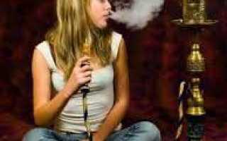 Курить кальян это вредно