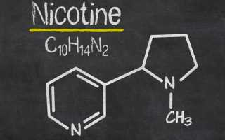 Сколько содержится никотина в электронных сигаретах