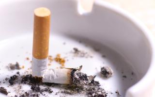 Что бывает от сигарет