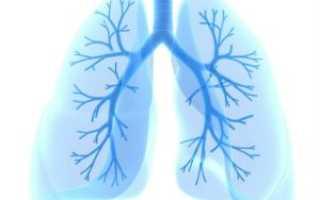 Боль в легких при отказе от курения