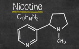 Капля никотина это сколько сигарет