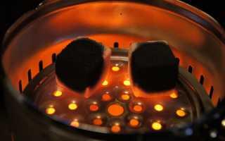 Как разогреть угли в микроволновке