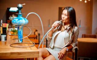 Кальян нужно курить в затяг или нет