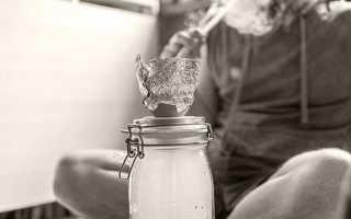 Кальян своими руками из бутылки