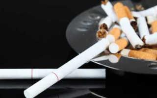 Сигареты с ментолом вред