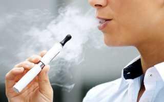 Можно ли курить электронные сигареты в помещении