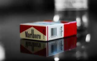 Фото сигарет мальборо красный