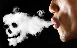 Заболевания из за курения