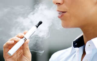 Электронная сигарета вредна для здоровья