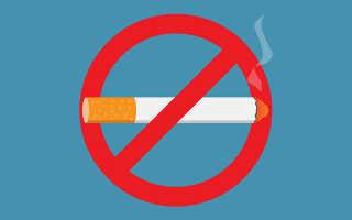 Штраф за курение в самолете 2020