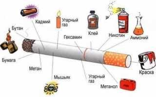 Что выводит никотин из организма