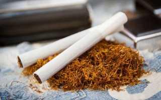 Что лучше табак или сигареты