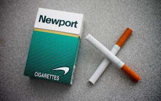 Сигареты с ментолом отзывы