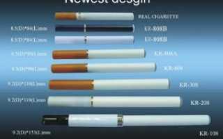 Сколько вредных веществ в сигарете