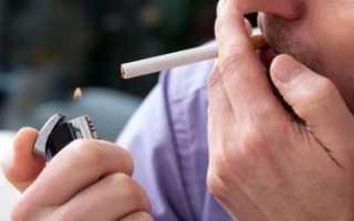Помогает ли курение от стресса