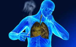 Какие легкие после курения