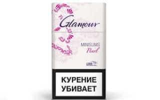 Сигареты гламур содержание никотина и смолы