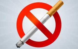 Реакция организма после отказа от курения