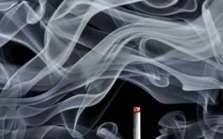 Чтобы волосы не пахли сигаретами