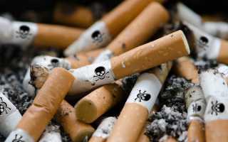 Польза отказа от курения по дням