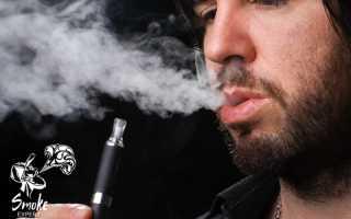 Электронная сигарета не дымит что делать