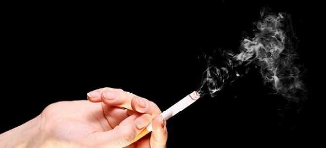 Какие опасные вещества содержатся в сигаретном дыме