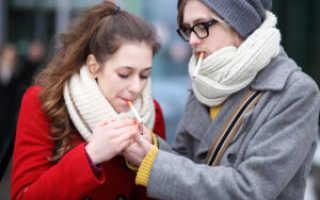 Почему так хочется курить