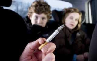 Какой вред наносит пассивное курение
