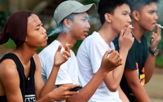 Вред курения на подростковый организм