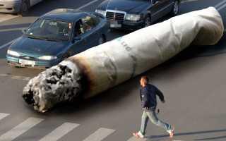 Курить самокрутки без фильтра